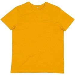 Vêtements Homme T-shirts & Polos Mantis M01 Jaune moutarde