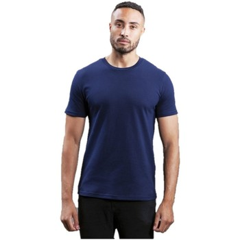 Vêtements Homme T-shirts & Polos Mantis M01 Bleu marine