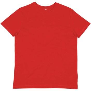 Vêtements Homme T-shirts & Polos Mantis M01 Rouge