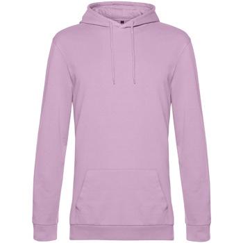 Vêtements Homme Sweats B&c WU03W Rose pâle