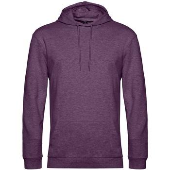 Vêtements Homme Sweats B&c WU03W Violet chiné