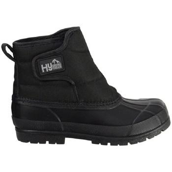 Chaussures Bottes Hyland  Noir