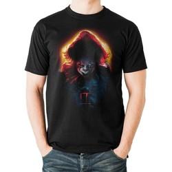 Vêtements T-shirts & Polos It  Noir