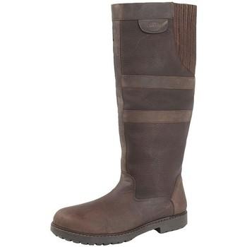 Chaussures Femme Bottes Woodland  Marron foncé