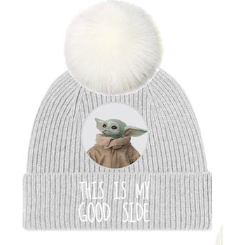 Accessoires textile Bonnets Star Wars: The Mandalorian  Gris