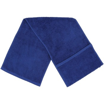 Maison & Déco Serviettes et gants de toilette Towel City PC3565 Bleu roi