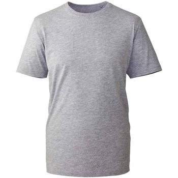 Vêtements T-shirts manches courtes Anthem AM10 Gris