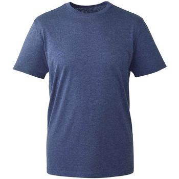 Vêtements T-shirts manches courtes Anthem AM10 Bleu marine