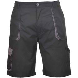 Vêtements Homme Shorts / Bermudas Portwest  Noir