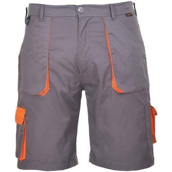Vêtements Homme Shorts / Bermudas Portwest  Gris