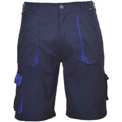 Vêtements Homme Shorts / Bermudas Portwest  Bleu marine