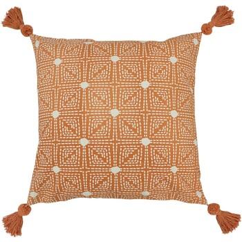 Maison & Déco Housses de coussins Furn Taille unique Corail