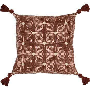 Maison & Déco Housses de coussins Furn Taille unique Rouge