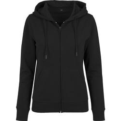 Vêtements Femme Sweats Build Your Brand BY069 Noir