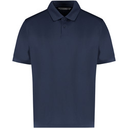 Vêtements Homme Polos manches courtes Kustom Kit KK444 Bleu marine