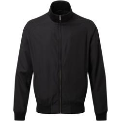 Vêtements Homme Vestes Asquith & Fox AQ200 Noir