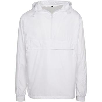 Vêtements Vestes Build Your Brand BY096 Blanc