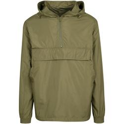 Vêtements Vestes Build Your Brand BY096 Olive