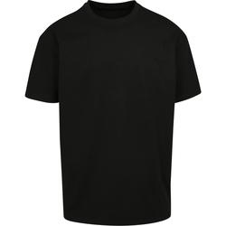 Vêtements T-shirts manches courtes Build Your Brand BY102 Noir