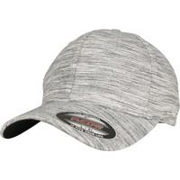Accessoires textile Casquettes Flexfit By Yupoong YP119 Noir / gris