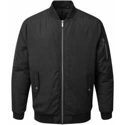 Vêtements Homme Vestes Asquith & Fox AQ204 Noir