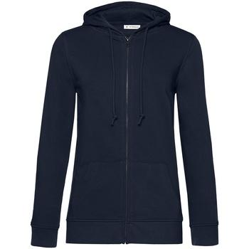 Vêtements Femme Sweats B&c  Bleu marine