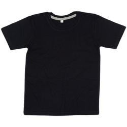 Vêtements Enfant T-shirts manches courtes Babybugz BZ090 Noir / gris