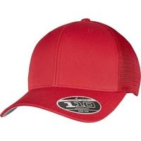 Accessoires textile Casquettes Flexfit YP151 Rouge
