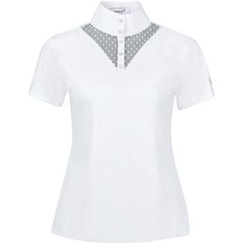 Vêtements Femme T-shirts manches courtes Dublin  Blanc