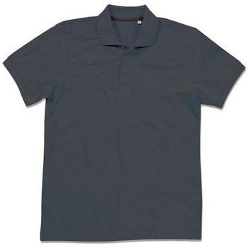 Vêtements Homme Polos manches courtes Stedman Stars  Noir