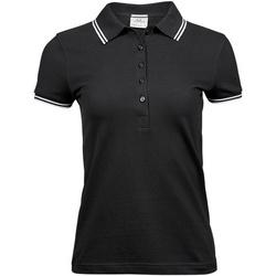 Vêtements Femme Elue par nous Tee Jays TJ1408 Noir / blanc