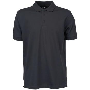 Vêtements Homme Polos manches courtes Tee Jays TJ7200 Gris foncé
