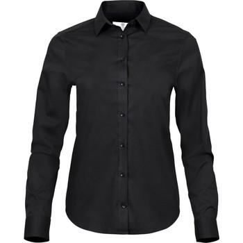 Vêtements Femme Chemises / Chemisiers Tee Jays TJ4025 Noir