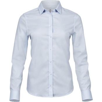 Vêtements Femme Chemises / Chemisiers Tee Jays TJ4025 Bleu clair