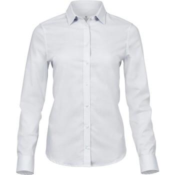 Vêtements Femme Chemises / Chemisiers Tee Jays TJ4025 Blanc