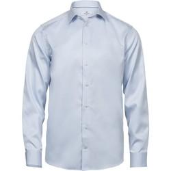Vêtements Homme Chemises manches longues Tee Jays TJ4020 Bleu clair
