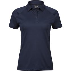 Vêtements Femme Elue par nous Tee Jays TJ7201 Bleu marine