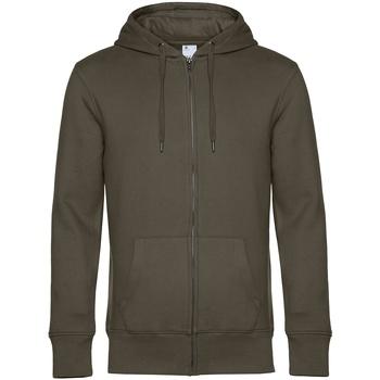 Vêtements Homme Sweats B&c WU03K Kaki