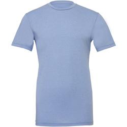 Vêtements T-shirts & Polos Bella + Canvas CA3001CVC Bleu chiné