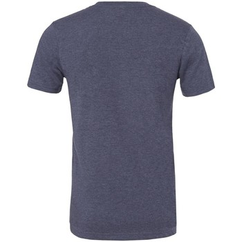 Vêtements T-shirts & Polos Bella + Canvas CA3001CVC Bleu marine