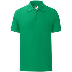 Vêtements Homme Polos manches courtes Fruit Of The Loom 63044 Vert menthe