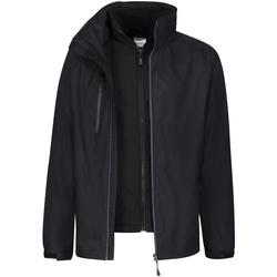 Vêtements Homme Vestes Regatta TRA154 Noir