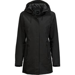 Vêtements Femme Vestes de survêtement Tee Jays TJ9609 Noir