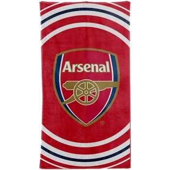 Maison & Déco Serviettes et gants de toilette Arsenal Fc BS1343 Rouge / blanc / bleu