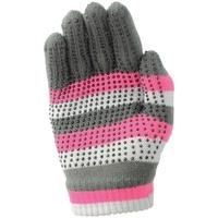 Accessoires textile Gants Hy5  Rose / gris