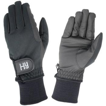 Accessoires textile Gants Hy5  Noir