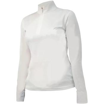 Vêtements Femme Chemises / Chemisiers Hyfashion  Blanc