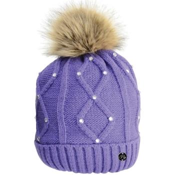 Accessoires textile Bonnets Hyfashion  Violet
