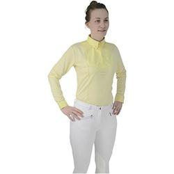 Vêtements Femme Chemises / Chemisiers Hyfashion  Jaune