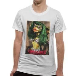 Vêtements T-shirts manches courtes Gremlins  Blanc